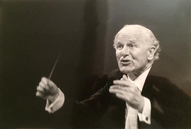 Memorial Concert announced to celebrate the life of Sir David Willcocks CBE MC