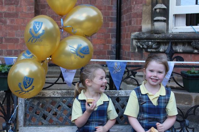 Happy 10th Birthday to Malvern St James Girls' School