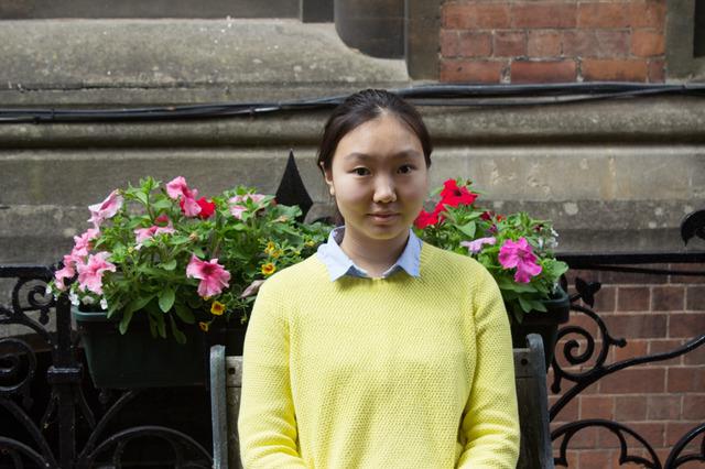 Angela Scoops Prestigious Science Prize