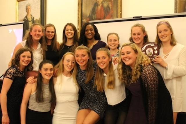 Queenswood Sports Stars Gather for Inaugural Awards Dinner