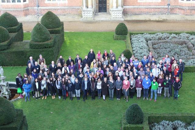 Cobham Hall hosts European Round Square Conference