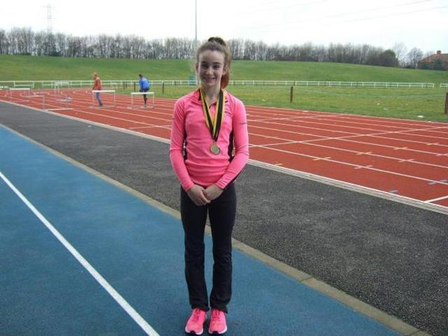 Notre Dame Pupil and Kingston & Polytechnic Harrier Pippa Earley Wrote Herself into the Record Books at the Weekend.