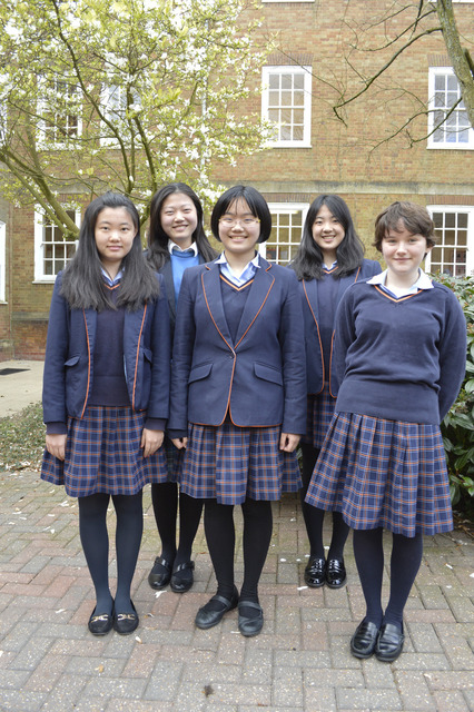 Excellent St Swithun's results in Intermediate Maths Challenge