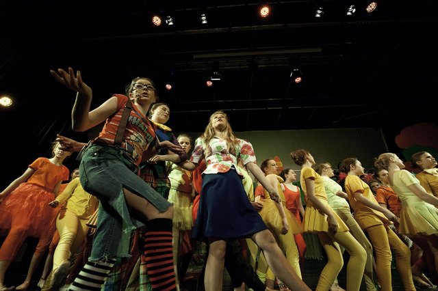 Seussical -musical production