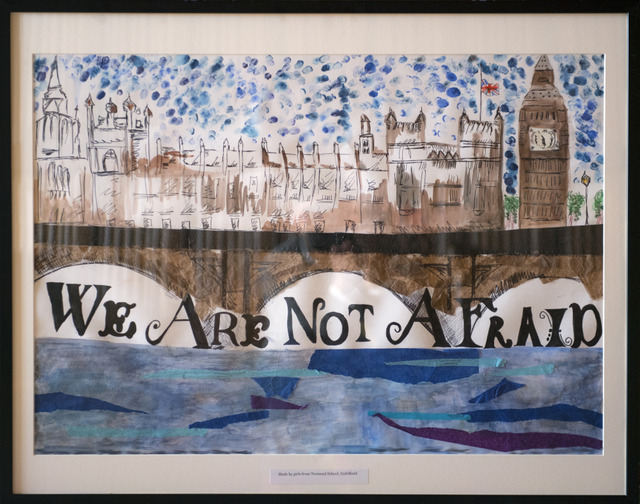 we are not afraid 3