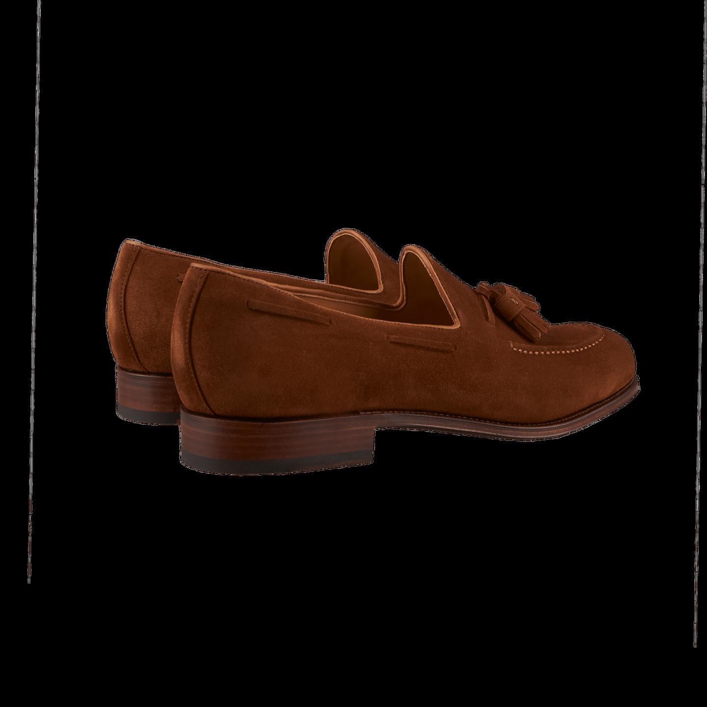 f6e35565479 Carmina - Ante Calf Polo Suede Brown