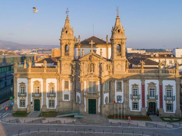 Kasteel in Braga.