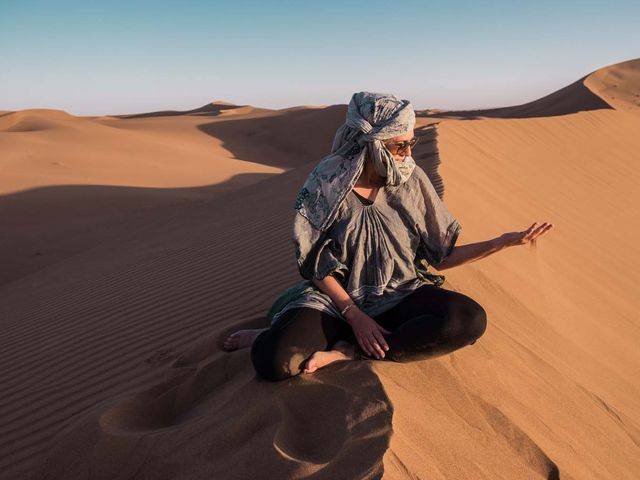 marokko woestijn