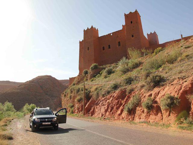 Fly&Drives Marokko met huurauto
