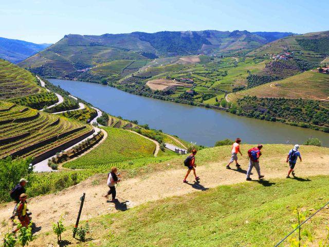 Wandelen in de Douro vallei