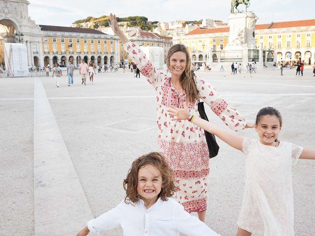 familie in Lissabon familiereizen