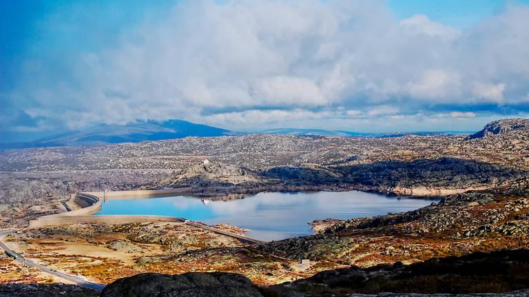 Overzicht Serra da Estrela