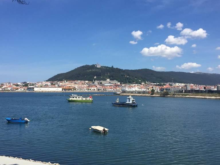 Viana do Castelo uizicht