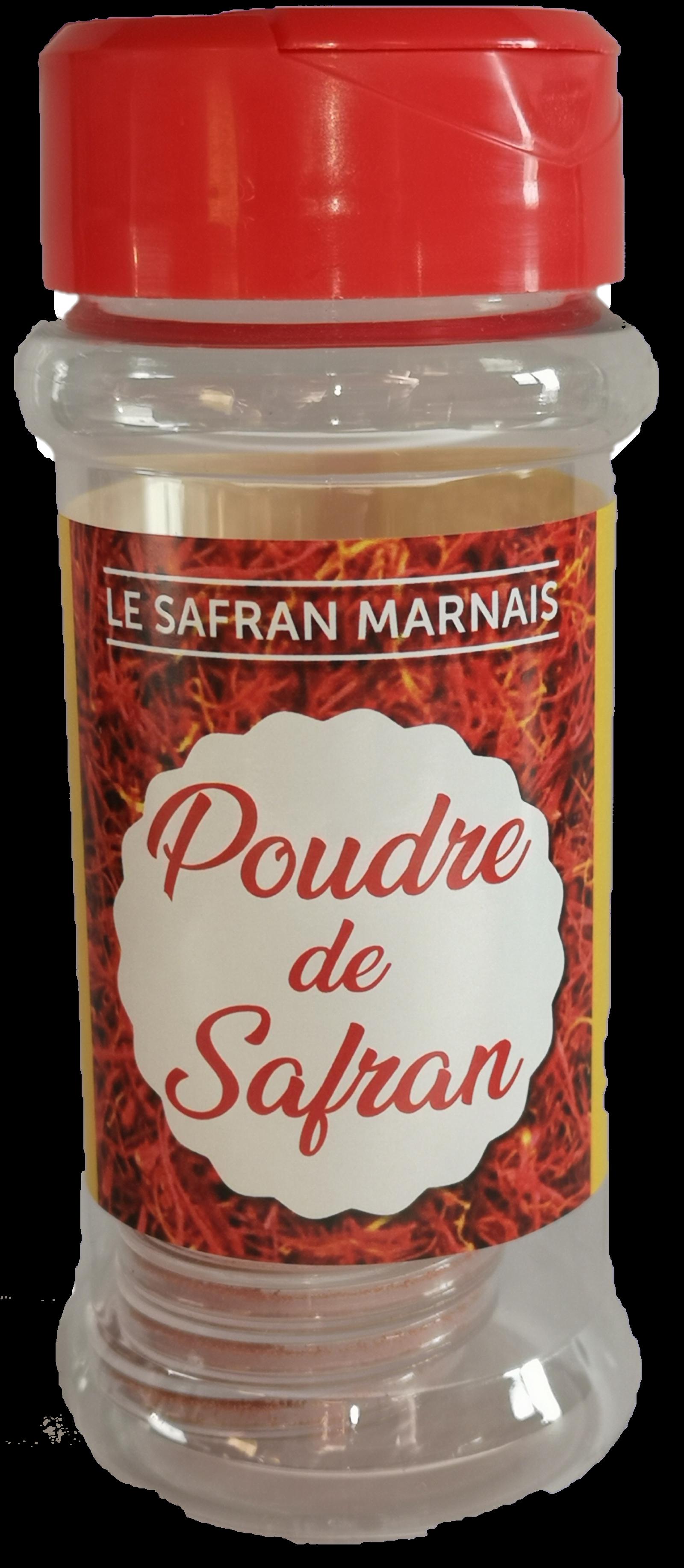 Poudre de Safran