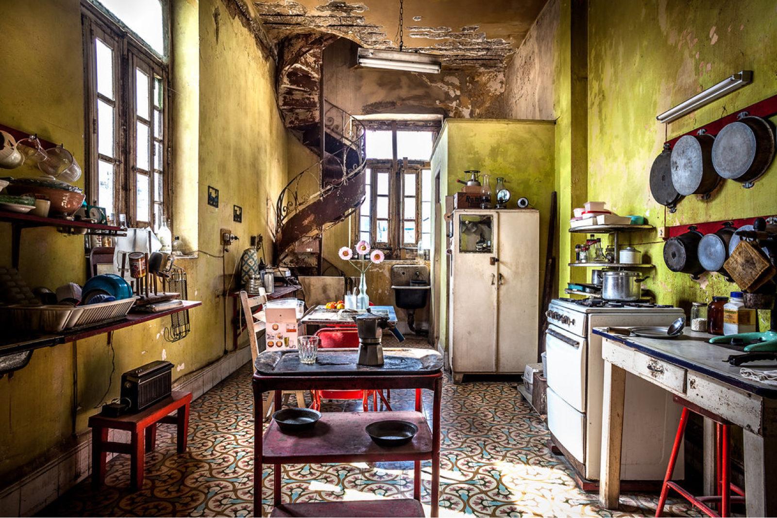 La Cucina by Bernhard Hartmann