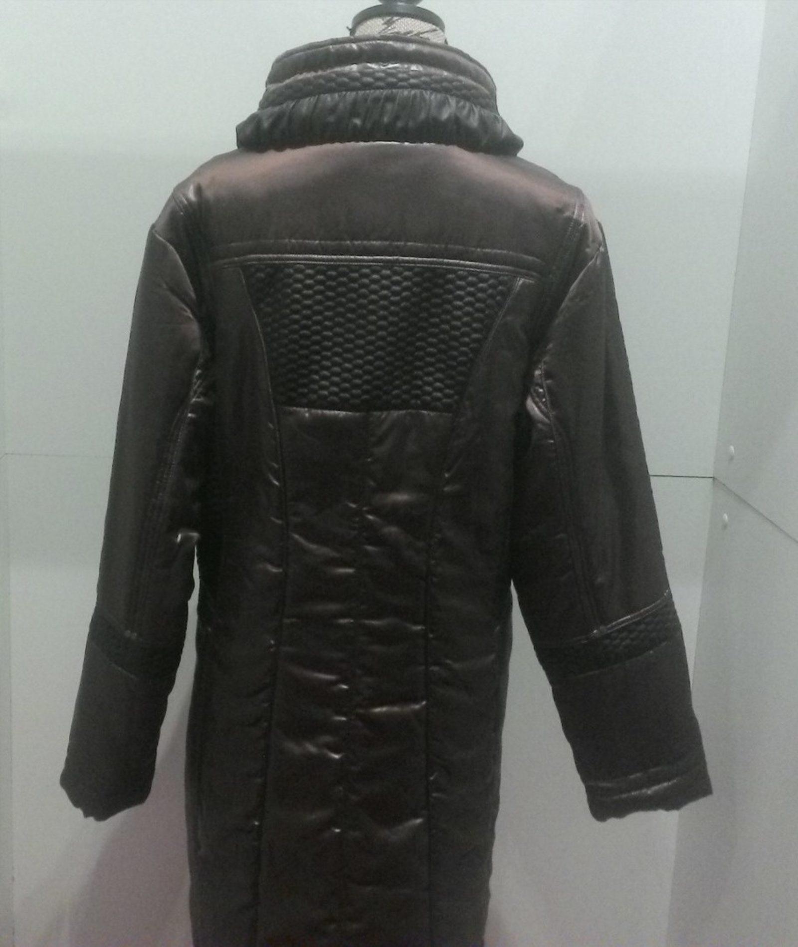 manteau en taille 46