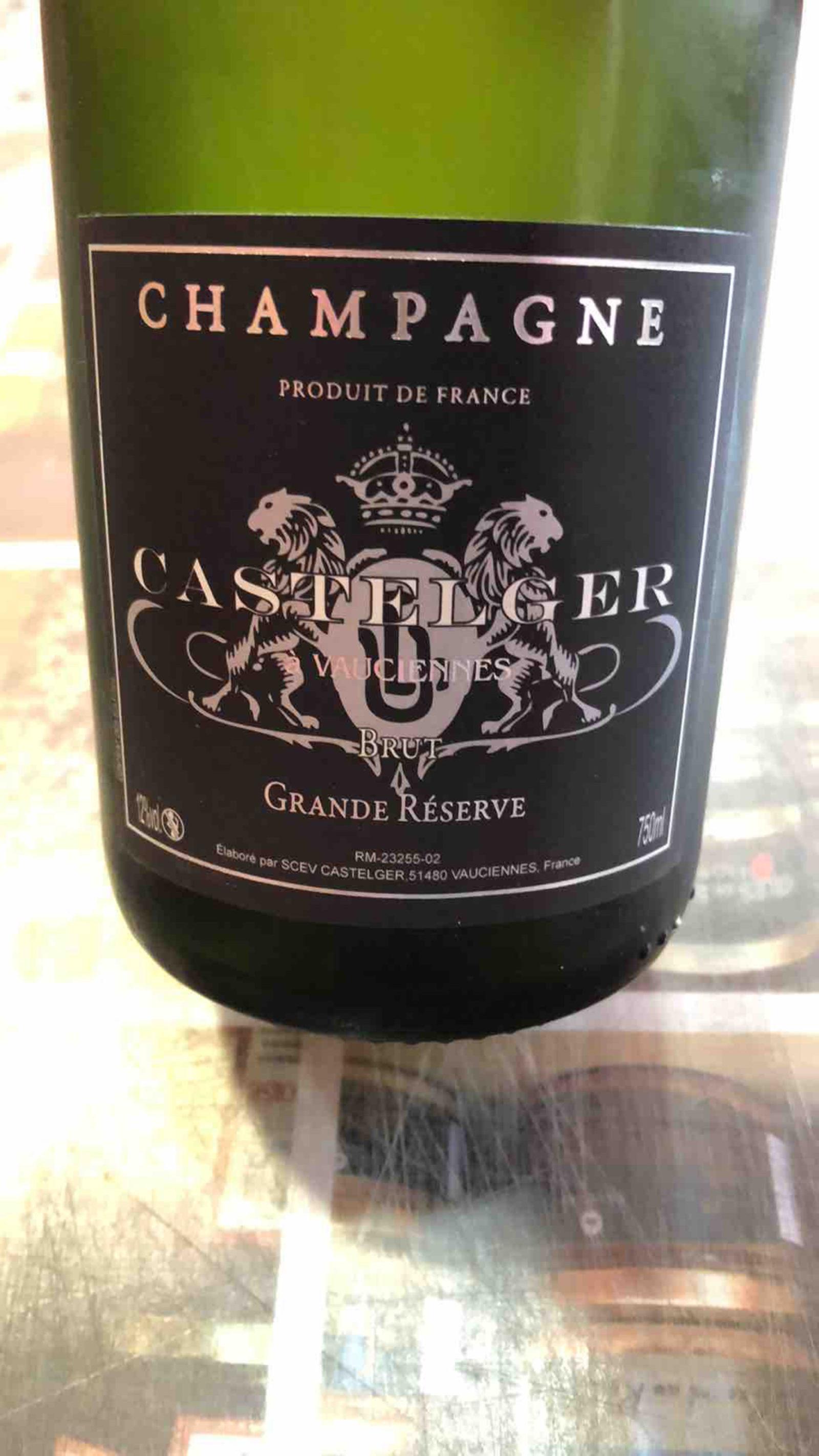 Champagne Castelger