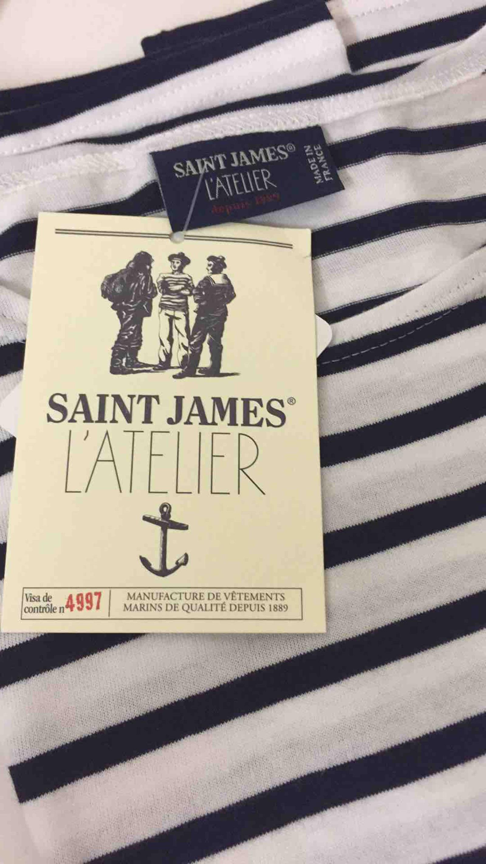 Marinière Saint-James