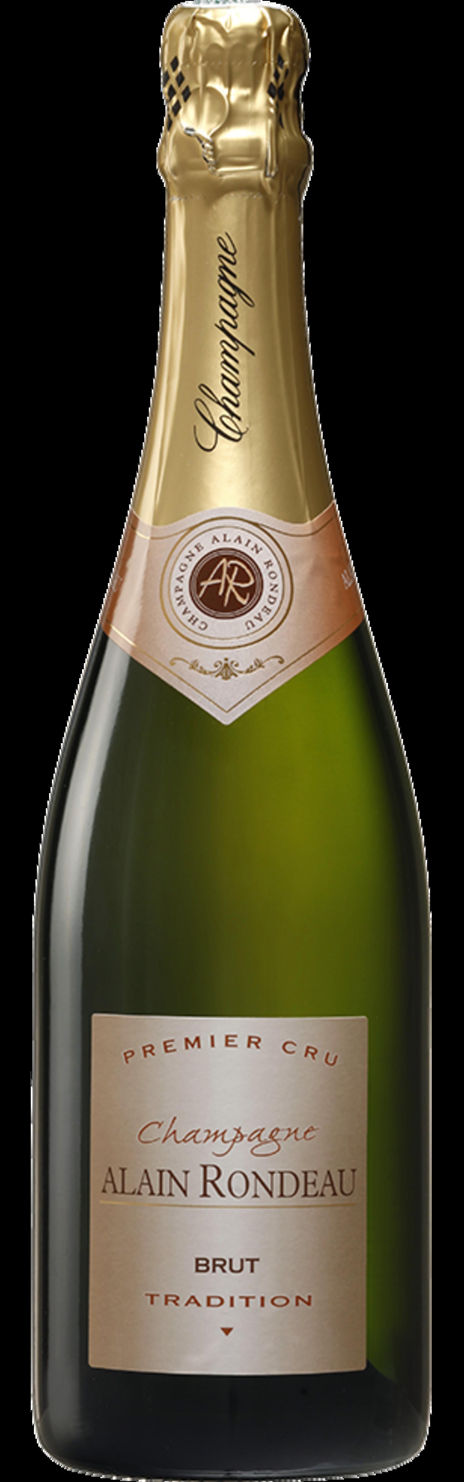 Bouteille de Champagne Cuvée Tradition Brut