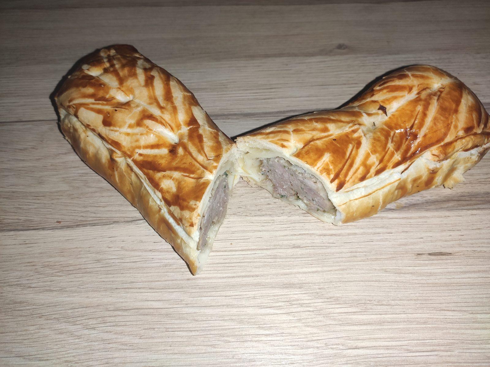 Paté croûte Champenois