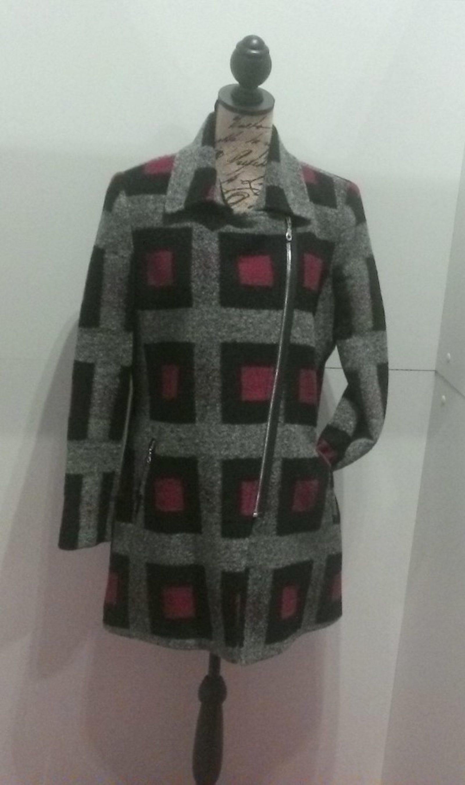 manteau taille 46