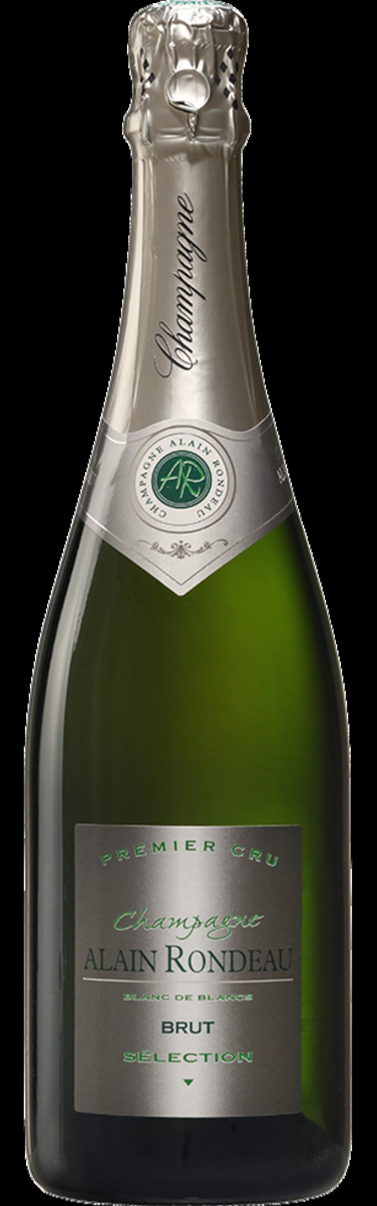 Bouteille de Champagne Cuvée Sélection Blanc de Blancs