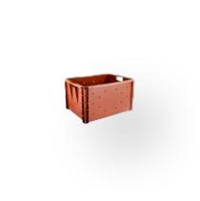 Comporte champenoise 90L brique - Stamp