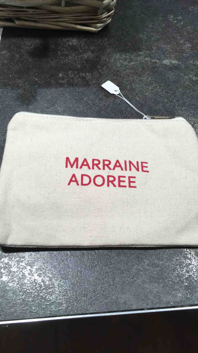 Pochette à message