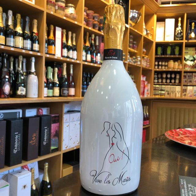 """Champagne Cuvée """"Les Mariés"""""""