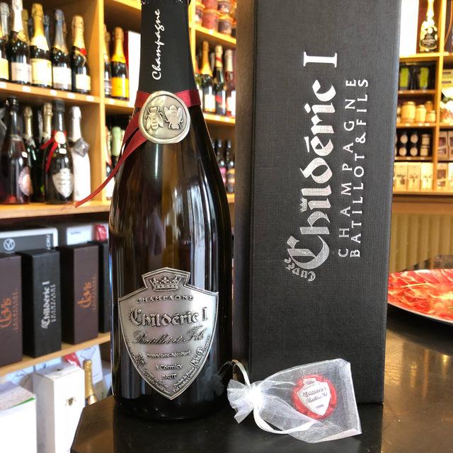 Champagne Cuvée Childéric