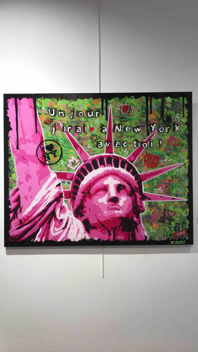 Un jour j'irai avec toi à New York