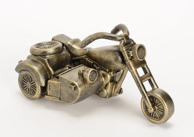 figurine moto