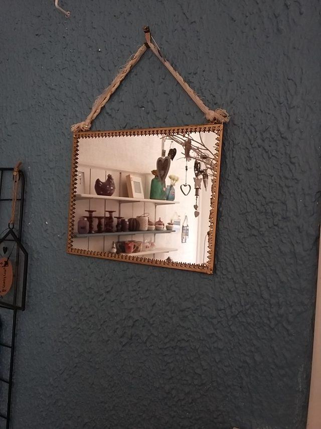 Miroir rectangulaire Madam Stolz