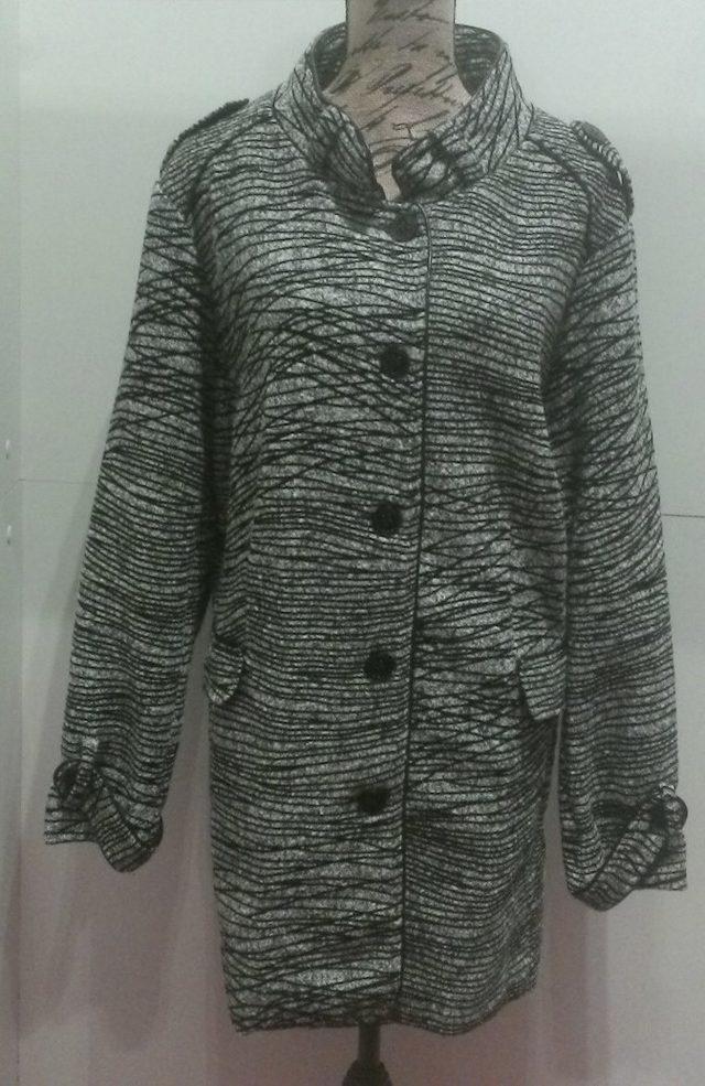 manteau en taille 52