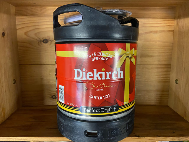 Fut Diekirch Christmas 6L