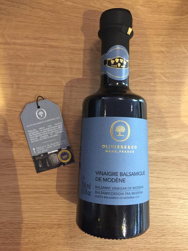 Vinaigre Balsamique de Modène Oliviers&co