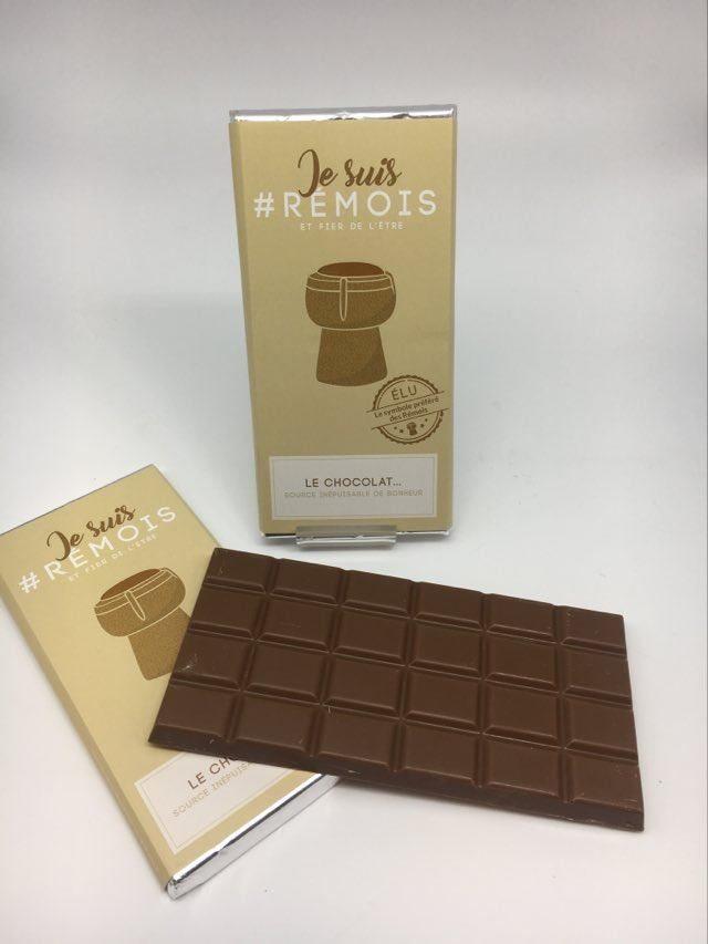 #je suis rémois BC chocolat caramel