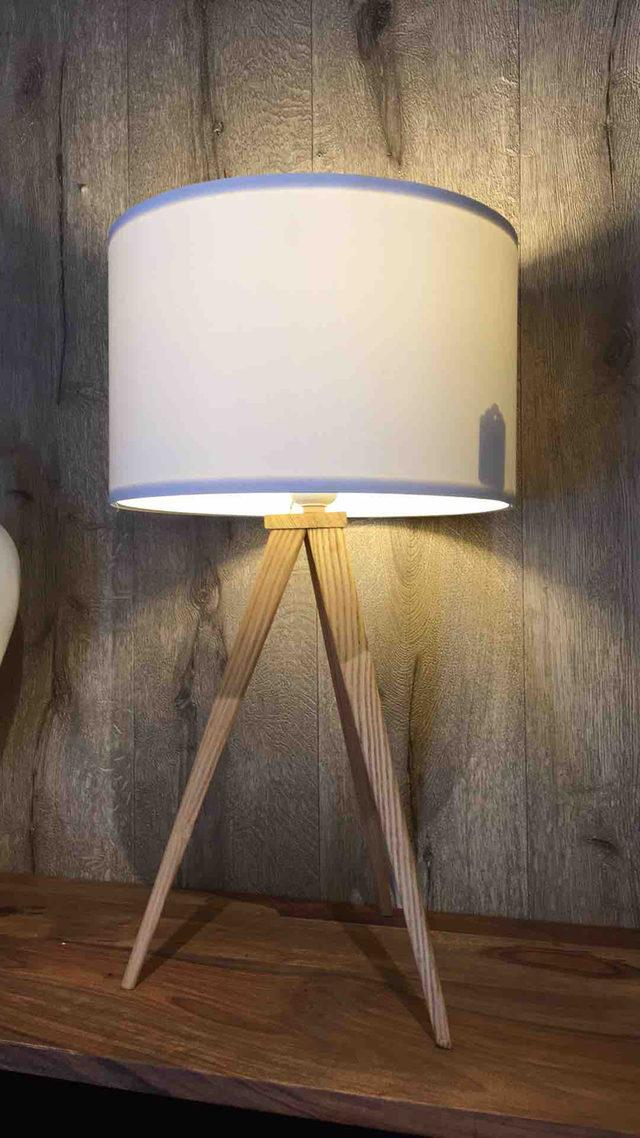 Lampe sur table