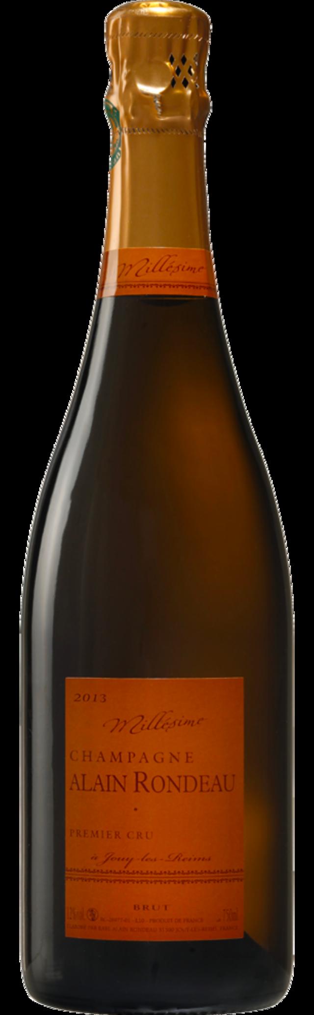 Bouteille de Champagne Cuvée Millésime 2013 Vieilles Vignes