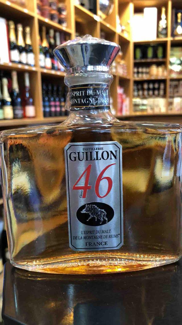 Guillon Cuvée 46, Esprit du malt