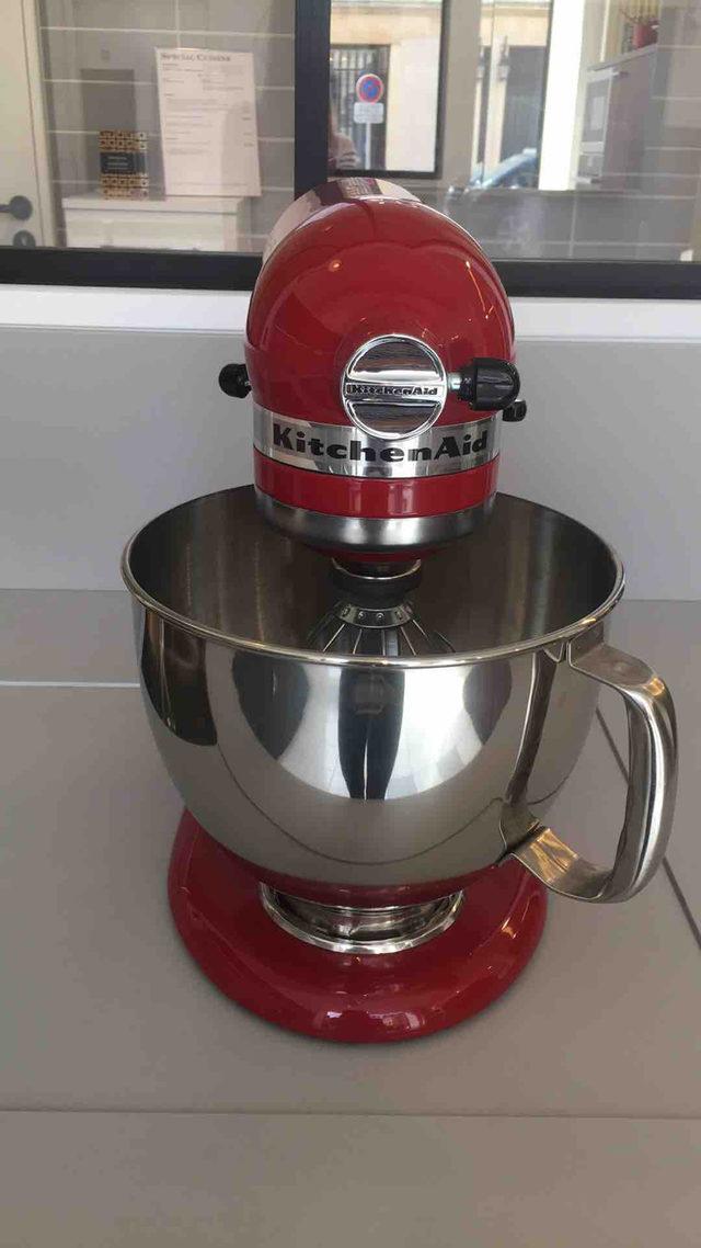 Robot pâtissier - Kitchen'Aid