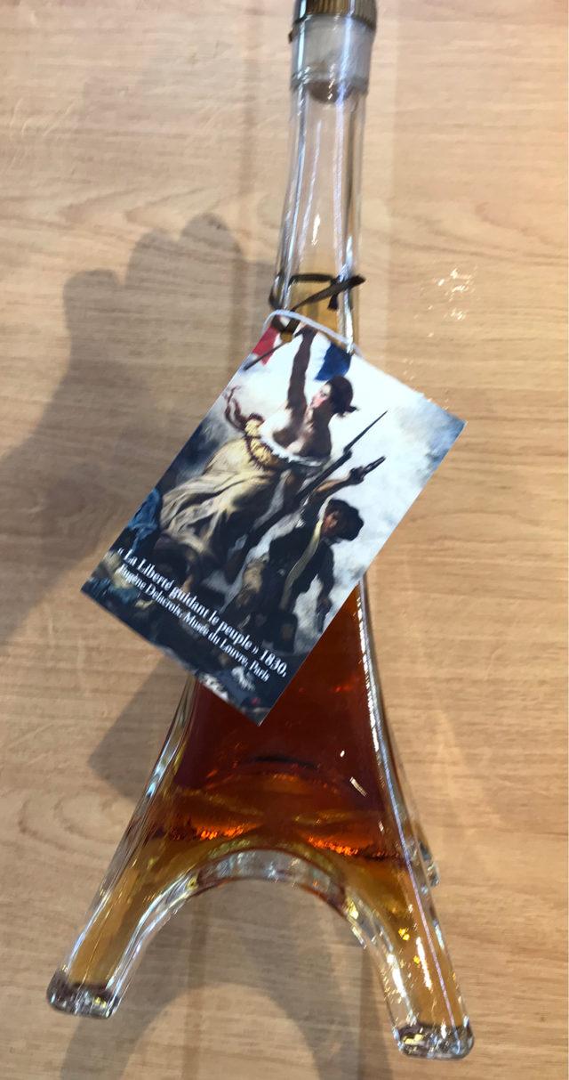 """Cognac Pierre de Segonzac """"Tour de la Liberté"""""""