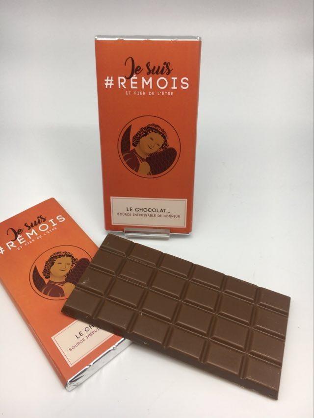 #je suis rémois AS chocolat caramel