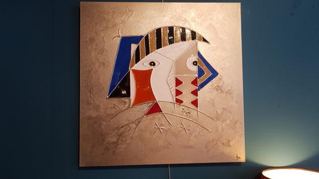 Toile  Picasso
