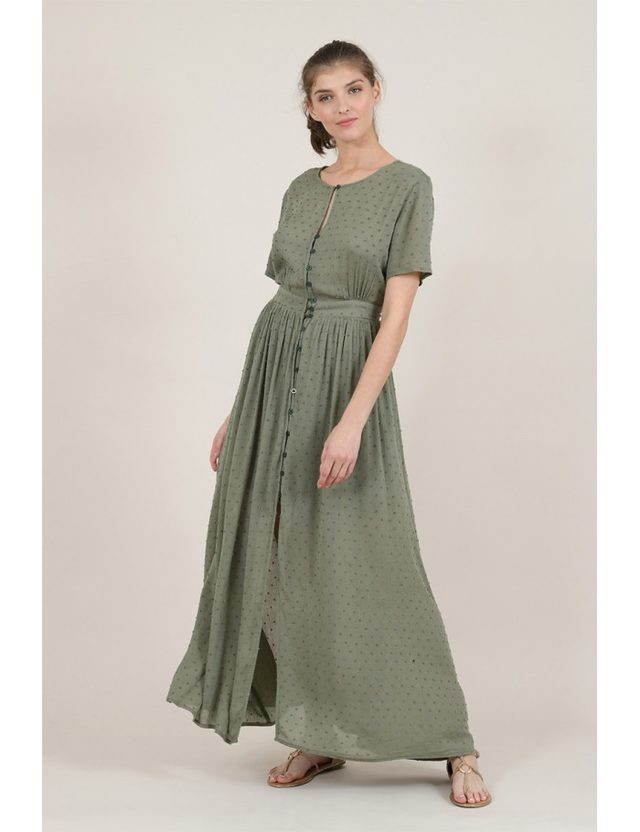 robe longue taille m