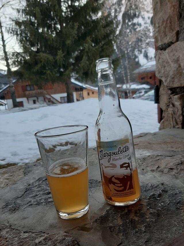 Bière La Margoulette radler/citron 33 cl