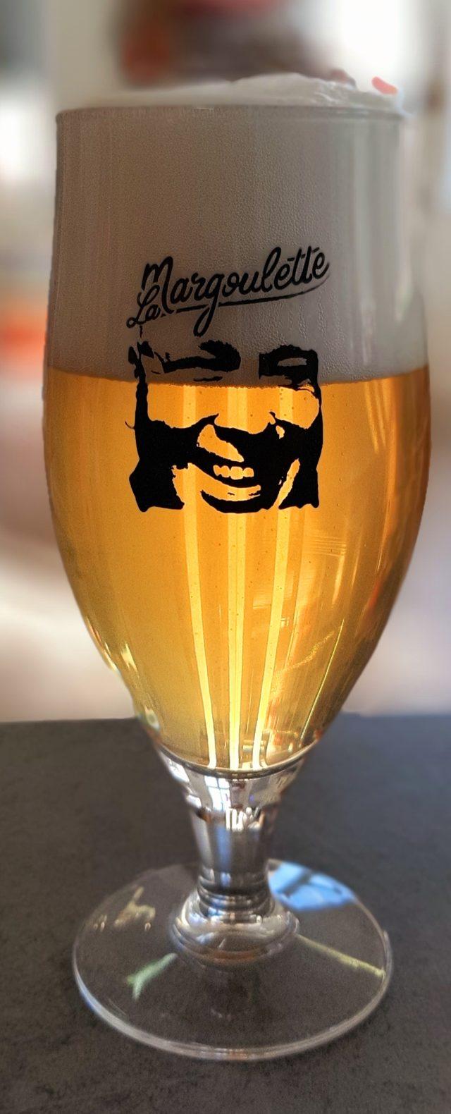 Bière La Margoulette blonde 33 cl