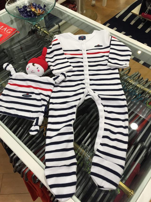 pack pyjama + doudou 12 mois