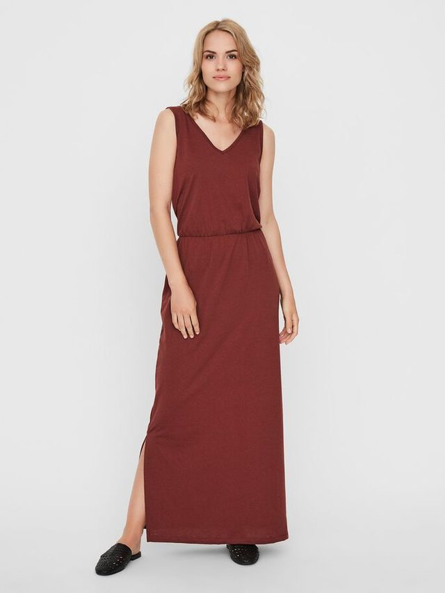 robe longue taille s