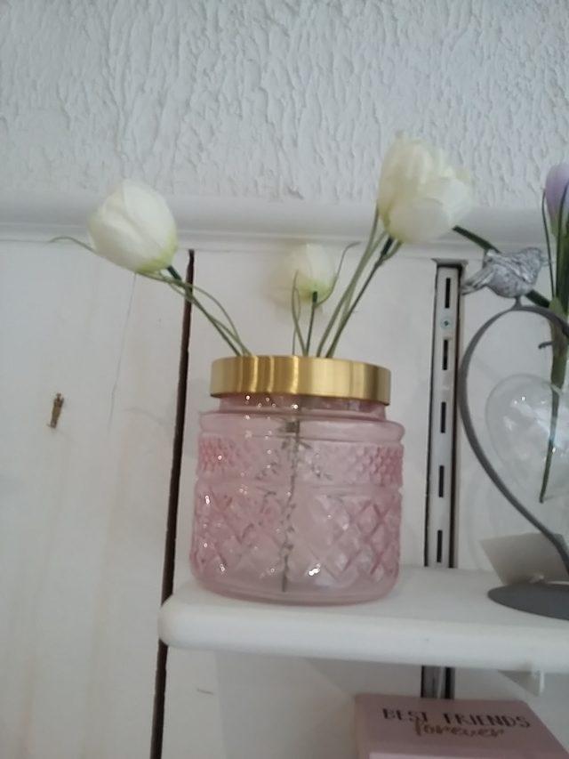Vase pique fleurs
